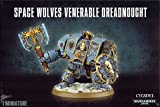 Games Workshop 99120101218 Platz Wölfe Ehrwürdige Dreadnought Plastic Kit