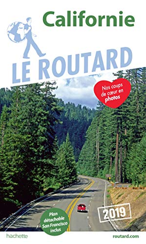 Guide du Routard Californie 2019 par Collectif