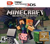 #3: Minecraft: New Nintendo 3DS Edition - Nintendo 3DS