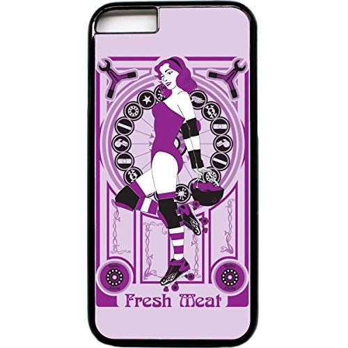 iPhone 6Roller Derby Fresh Fleisch Retro Handy Case