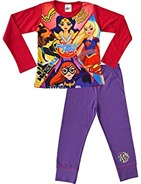 DC Super Hero Girls - Pijama - para niña