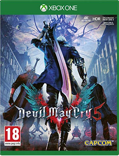 Devil May Cry 5 - Special Lenticular Edition - Xbox One [Esclusiva Amazon.it]
