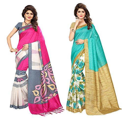 sarees combo offer below 500 rs saree party wear designer sarees below...