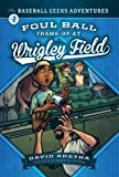 Foul Ball Frame-up at Wrigley Field (The Baseball Geeks Adventures) by David Aretha (2014-10-10)