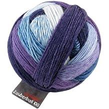Schoppel-Wolle 1391.1699 Zauberball 100 - Madeja de lana (100 g), tonos lila