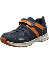 Geox Jungen J Top Fly Boy A Sneaker