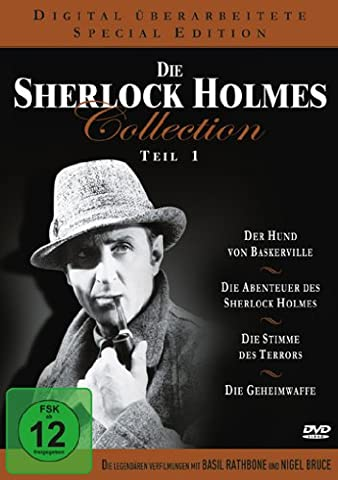 Die Sherlock Holmes Collection 1 ( Der Hund von Baskerville