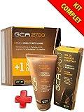Salud Verde–confort articulaciones GCA 2700Kit completo–3meses de tratamiento de + Gel de masaje