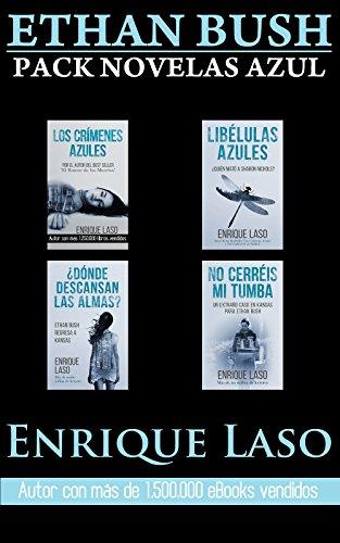 ETHAN BUSH: Pack de novela negra y de misterio del agente del FBI por Enrique Laso
