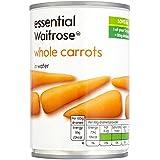 Zanahorias enteras esencial 300g Waitrose