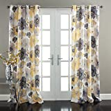 Lush Decor Home Fashion Curtains Grays - Best Reviews Guide