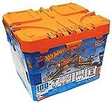 Hot Wheels Track Builder 100+ Piece Jumbo Stunt Kit