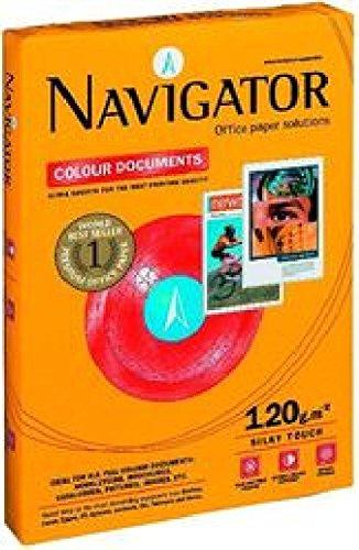 NAVIGATOR Colour Documents–Papel A4120g color blanco