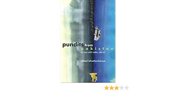 Buy Pundits from Pakistan: On tour with India, 2003-2004