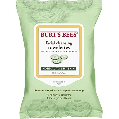 burts-bees-facial-cleansing-towelettes-cucumber-and-sage-30-count-by-burts-bees