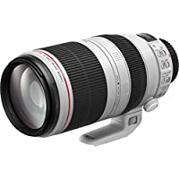 Canon EF 100-400 mm f/4.5-5.6 L IS II USM Lens for Camera