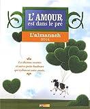 L'almanach L'amour est dans le pré
