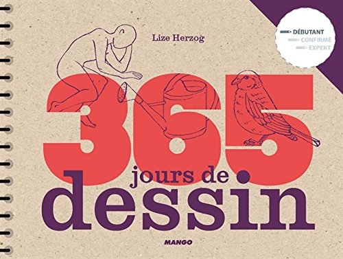 365 Jours de Dessin par Lise Herzog