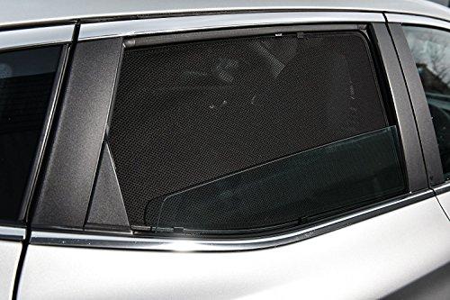 Preisvergleich Produktbild Fahrzeugspezifische Sonnenschutz Blenden für das unten angegebene Modell