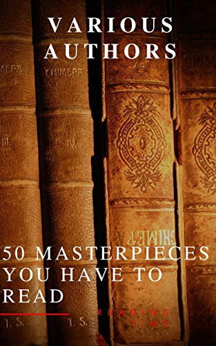 50 Masterpieces you have to read (English Edition)