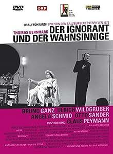 Der Ignorant und der Wahnsinnige, 1 DVD