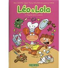 Léo et Léa, Tome 3 : Pagaille dans la cuisine