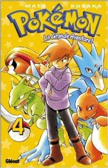 Pokémon, la grande aventure ! Tome 4 de Mato,Hidenori Kusaka ( 17 avril 2002 )