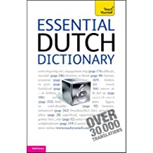 Essential Dutch Dictionary: Teach Yourself (Teach Yourself Language Reference) (English Edition)