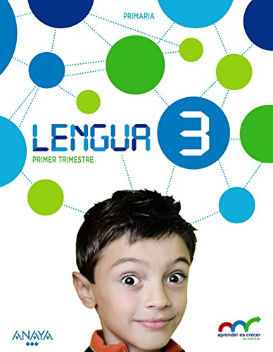 Lengua 3. (Aprender es crecer en conexión) - 9788469806494