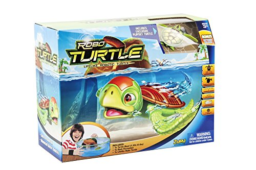 Goliath Robo Fish Robo Turtle