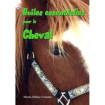 Huiles essentielles pour le cheval