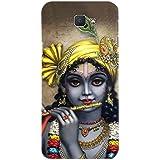 OBOkart Lord Sri Krishna 3D Hard Polycarbonate (Plastic) Designer Back Case Cover For Samsung Galaxy J7 Max :: Samsung Galaxy On Max