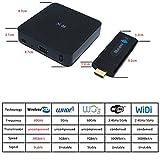 Measy W2H Mini 60 GHz HD 1080 P HDMI 1.3 Wireless HDMI Extender für HDTV 3d WiFi HDMI Sender Transmitter Receiver bis 10 m 33 ft fuß HDCP1.2