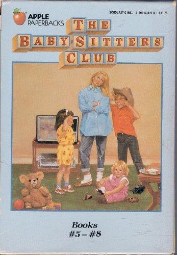 Baby-Sitters Club #02-4 Vol. Boxed Set: Books #05-#08 by Ann Matthews Martin (1988-11-01)