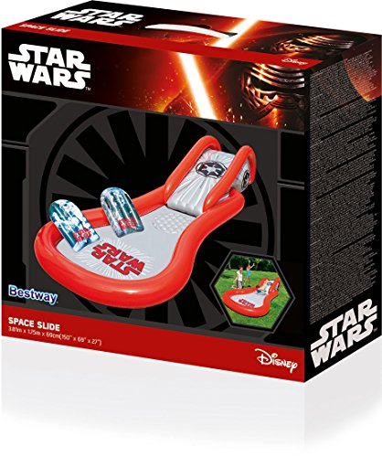 Wasserrutsche – Bestway – Star Wars Space - 3