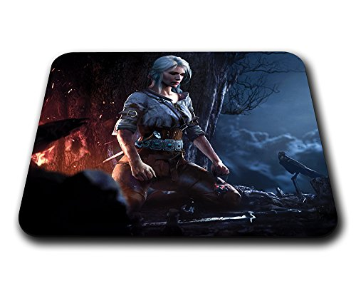 Preisvergleich Produktbild Mousepad Ciri ( A ) The Witcher 3 Wild Hunt - Mauspad