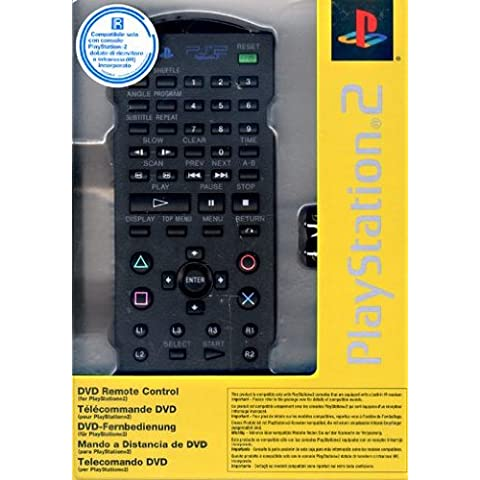 PS2 Sony Telecomando DVD II serie - Ps2 Dvd Remote