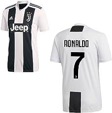 adidas Fußball Juventus Turin Heimtrikot 2018 2019 Trikot Home Ronaldo 7 Herren Kinder