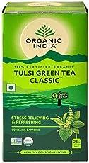 Organic India Tulsi Green Classic 25 TB