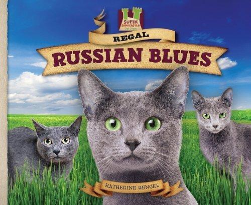 Regal Russian Blues (Cat Craze) by Katherine
