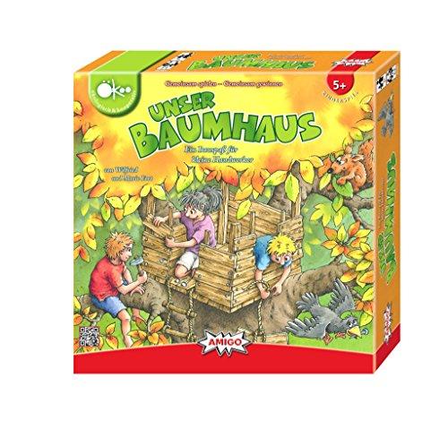 Amigo Spiel + Freizeit AMIGO 05381 - Unser Baumhaus