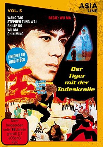 Asia Line: Der Tiger mit der Todeskralle [Limited Edition]