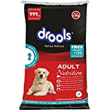 Drools Chicken And Vegetable Adult Dog Food, 6.5kg (1.2kg Extra Free Inside)