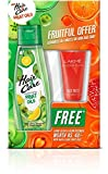#7: Hair & Care Fruit Oil, Green, 300ml with Lakme Face Wash
