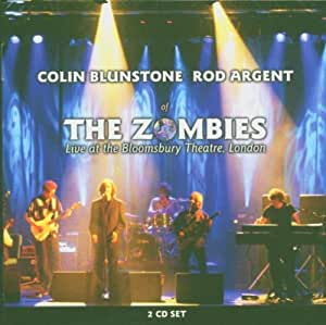 THE ZOMBIES / ZOMBIES LIVE!