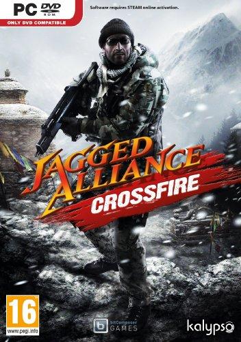 Jagged Alliance - Crossfire (PC DVD) [UK IMPORT]