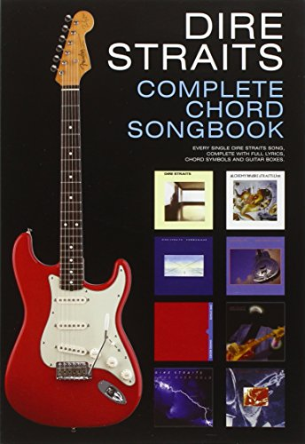 Dire Straits Complete Chord Songbook por From Omnibus Press