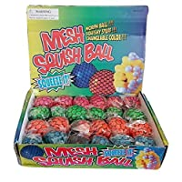 Squishy Mesh Slime Balls (Pack of 24)