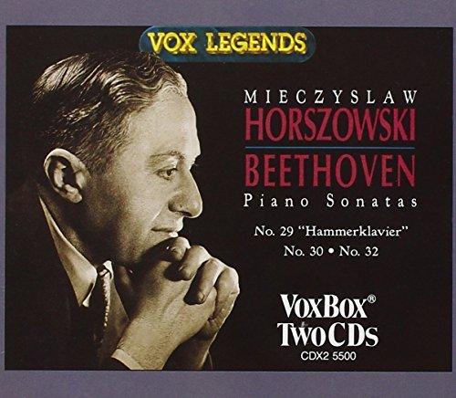 Beethoven Klaviersonate 29, 30 und 32 Horsz