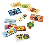 Mattel Games W3969 - Angry Birds Carte Uno